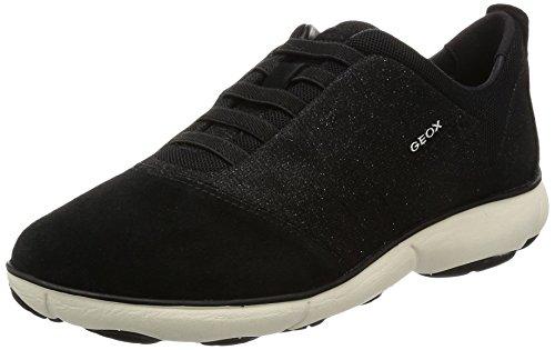 Geox Damessneaker Sneaker Zwart