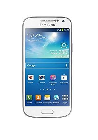 Samsung GT-I9195ZWAITV Galaxy S4 Mini, Bianco: Amazon.it: Elettronica