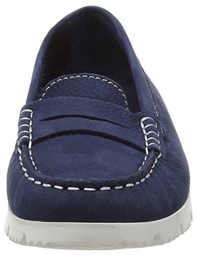 Chatham April Ladies Slip On, Mocasines para Mujer Azul