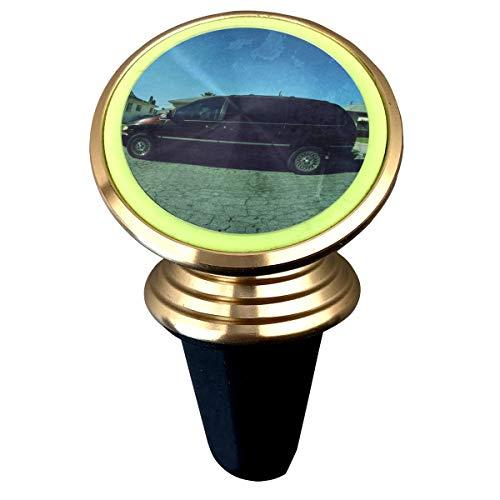 Kendrick Lamar Good Kid M.a.a.d City Magnetic Phone Car Mount Luminous Noctilucent Light Phone Holder]()