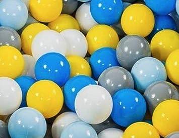 Marmor Minze Tweepsy 90X30cm//250 B/älle /∅ 7Cm B/ällebad Baby Spielbad Mit Bunten B/ällen Rund Handgefertigt EU Rot Orange Gelb Wei/ß B/ällchenpool: Aquamarin KOMA