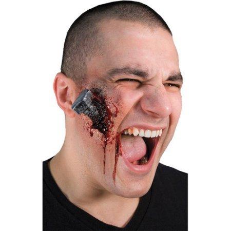 EZ FX Bloody Bolt Adult Halloween Accessory Kit WLM (Bloody Bolt Kit)