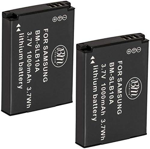 Batería de repuesto para Samsung slb-10a slb10a slb10-a 10-a
