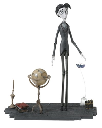 McFarlane Toys Corpse Bride Series 1 Action Figure Victor
