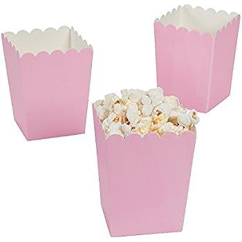 Amazon.com: Pink Elephant Popcorn Boxes: Health & Personal Care