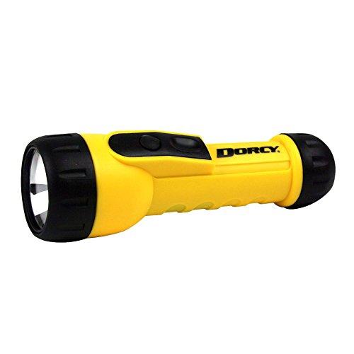 Dorcy Heavy Duty Worklight Flashlight with Batteries, 41-2350 ()