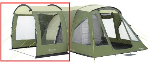 OUTWELL OAKLAND XL TENT SIDE EXTENSION/PORCH/CANOPY Amazon.co.uk Sports u0026 Outdoors  sc 1 st  Amazon UK & OUTWELL OAKLAND XL TENT SIDE EXTENSION/PORCH/CANOPY: Amazon.co.uk ...