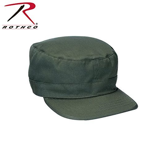 - Rothco Adjustable Fatigue Cap, Olive Drab