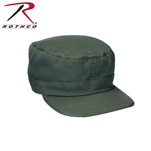 Rothco Adjustable Fatigue Cap, Olive Drab ()