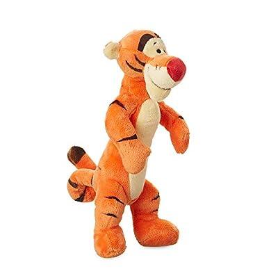 Disney Tigger Plush - Winnie The Pooh - Mini Bean Bag Multi: Toys & Games