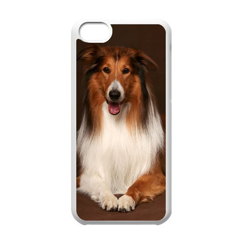 SYYCH Phone case Of Sensitive Shepherd Cover Case For Iphone 5C