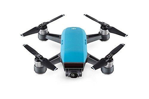 DJI Spark, Mini Drone, Sky Blue