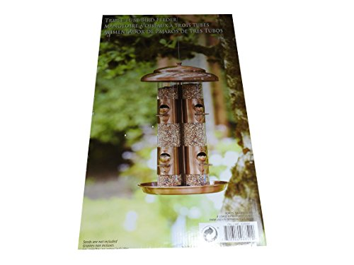 Triple Feeder Feeding Stations Seeds product image