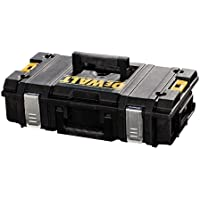 Deals on DEWALT DWST08201 Tough System Case Small Organizer