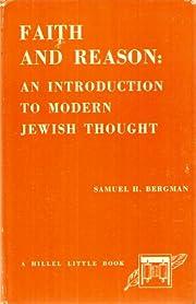 Faith & Reason - Modern Jewish Thought: An…