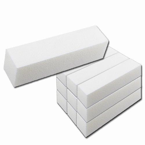 Pulidora / Buffer - blanca 10pz Sun Garden Nails 5319