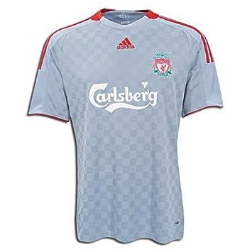 Adidas FC Liverpool 50558 Camiseta de fútbol, talla 152, color gris: Amazon.es: Deportes y aire libre