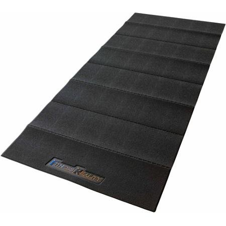 Fitness Reality Water-Resistant Folding Exercise Equipment Mat (79'' x 35.4'')