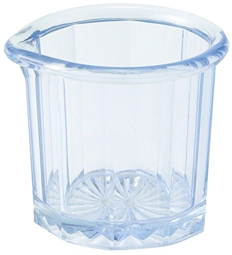 Winco PSN-2 Syrup Pitchers, 2-Ounce by Winco