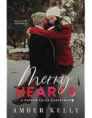 Merry Hearts: A Small Town Holiday Novella