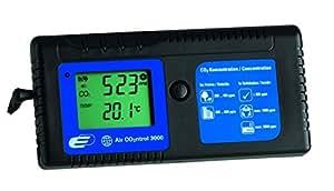 TFA 31.5000 - Medidor ambiental de CO2 y temperatura