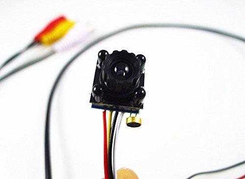 GERI® 600TVL HD mini night vision camera video security ir