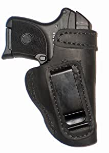 Ruger SR22 Light Weight Black Right Hand Inside The Waistband Concealed Carry Gun Holster With Forward Cant