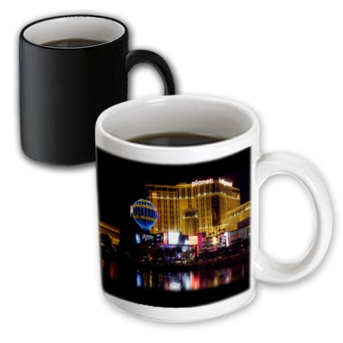 3dRose Mug Planet Hollywood in Las Vegas NV (mug_156500_3) - 11oz - Transforming, - In Nv Outlets Vegas