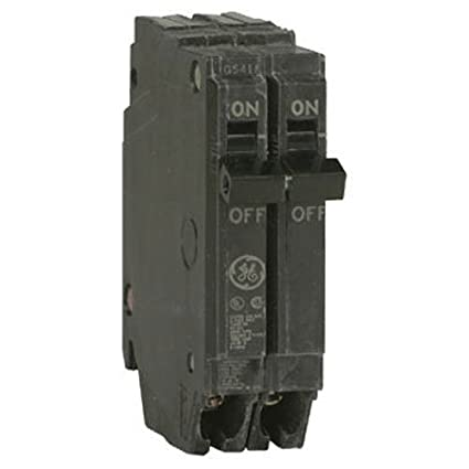 General Electric THQP220 Thin Series 2-Pole 20-Amp Circuit Breaker ...