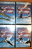 The Discovery Channel : Wings Series : Thunderbirds , the Ultimate Guide to Planes , Aircraft Stories American Fighters , Wings Over Afghanistan : 4 DVD Box Set