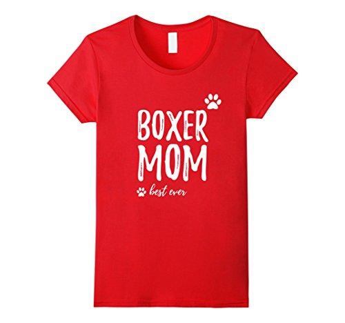 Boxer Womens T-shirt - 4