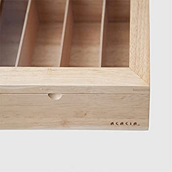 Amazon.com: cnc-216 funda de anteojos de sol de madera/caja ...