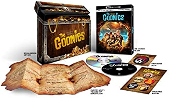 Goonies, The: Giftset (Amazon/4K Ultra HD + Blu-ray + Digital)
