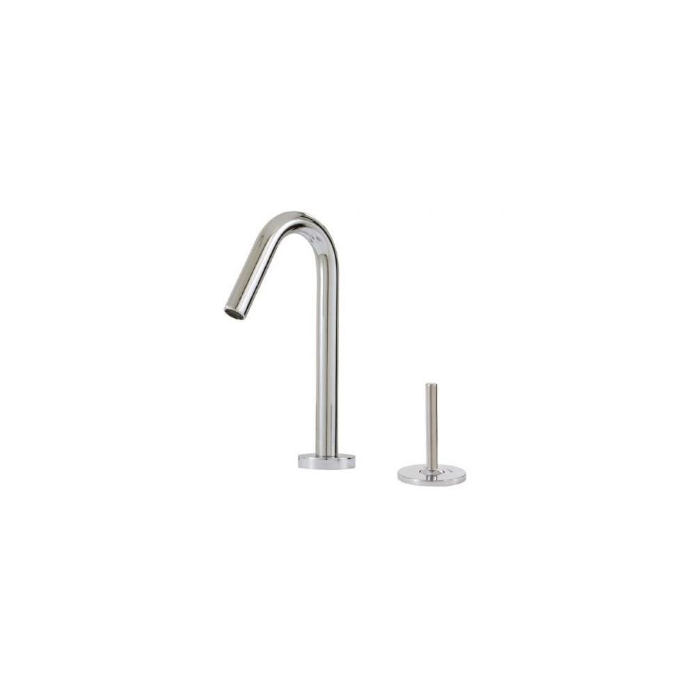 Aquabrass X7512-215 Satin Nickel Xround 2Pce Lav Faucet With ...