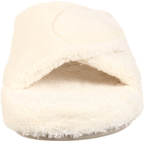 New Slide Acorn Natural Slipper Women's Spa B4ITFq