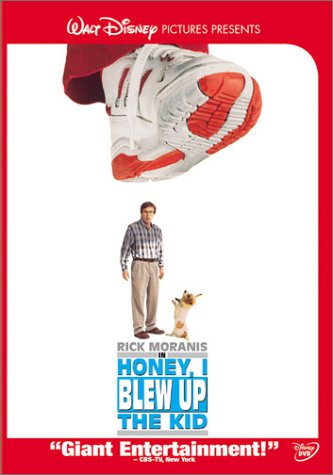 Honey, I Blew Up the Kid (Kids Vhs)
