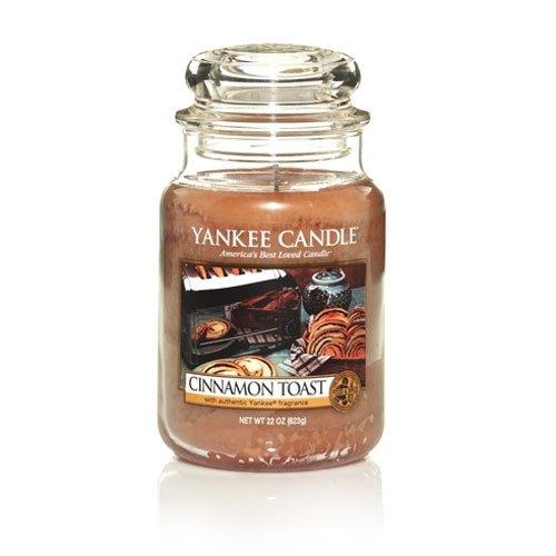 Yankee Candle Cinnamon Toast 22 oz jar large 115503