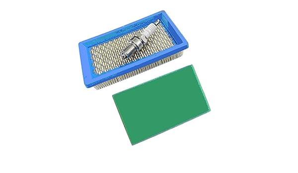 Filtro de aire ISE UNIDADES y para bujías Kit de repuestos para ...