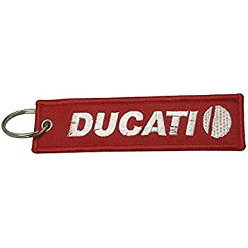 Amazon.com: Ducati Urban Key Chain Key Ring 987699644 ...
