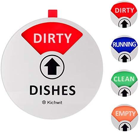 Kichwit Dishwasher Indicator Dishwashers Non Scratch product image