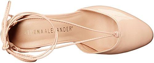 Athena Alexander Mujer Caprice Dress Pump Nude Patent