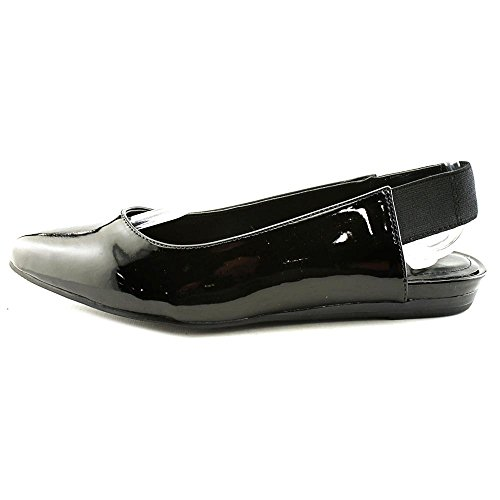 Kenneth Cole REACTION Frauen Step Sling Spitzenschuhe Slingback Black
