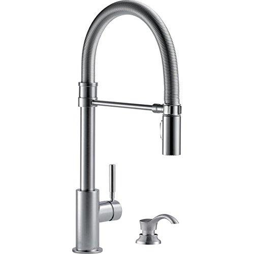 Delta Trask Pro 18933-ARSD-DST Kitchen Faucet ()