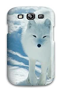 New Style Abikjack Arctic Foxes Premium Tpu Cover Case For Galaxy S3