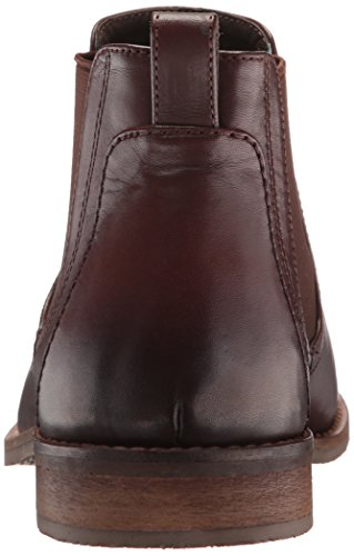 Nunn Bush Mens Hartley Sido Gore Chukka Boots Brun