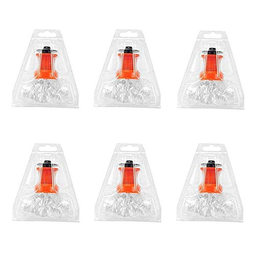 KESHIJIA Easy Valve Bags Replacement, Set of 6