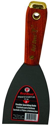 Red Devil 4110 3-Inch Flex Spackling Knife