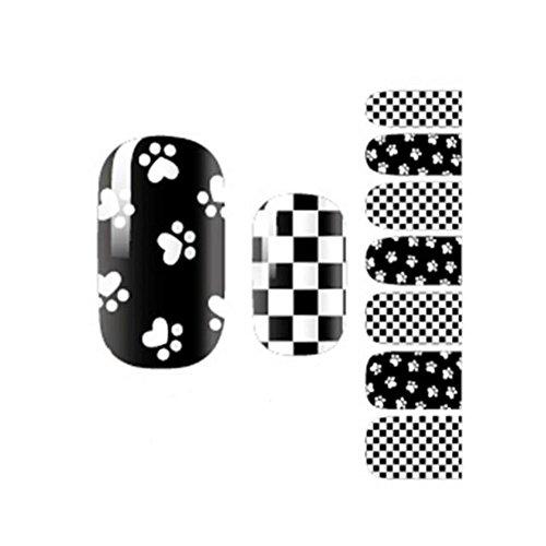 opi black nail polish - 7