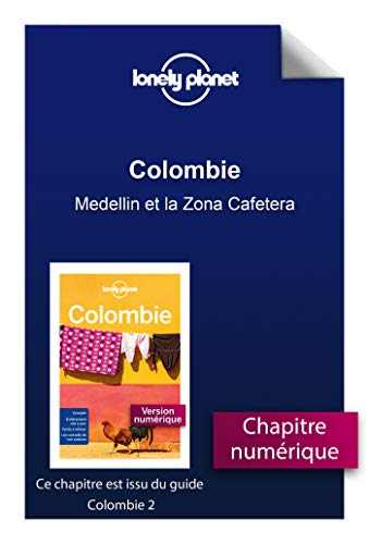 Amazon.com: Colombie - Medellin et la Zona Cafetera (French ...