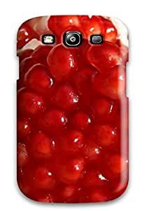 Fashionable MMrghrh3524QuDxE Galaxy S3 Case Cover For Delicious Pomegranate Seeds Protective Case